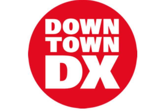 ダウンタウンDXロゴ